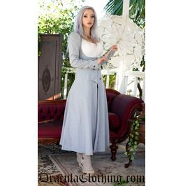 Lady Grey Coat
