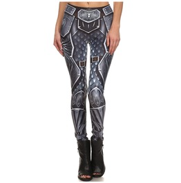 Women's Printed Leggings Skinny Pants