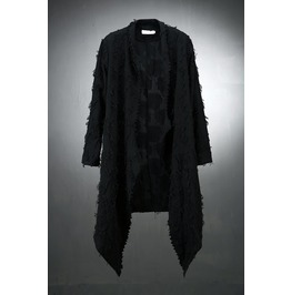 Dark Drape Long Cardigan