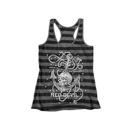 Women's Sinking Isn't An Option Tattoo Tank Top