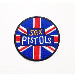 Sex Pistols Patch.