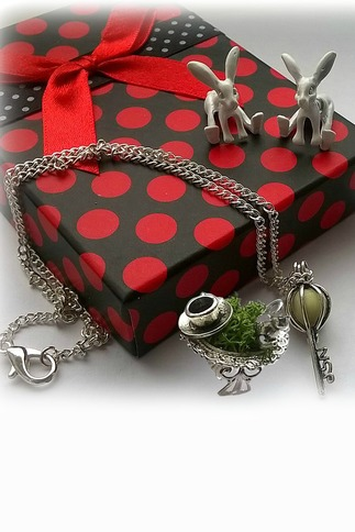 Women's Alice Jewelry Gift Set