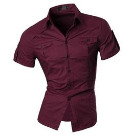 Military dress shirt shirts