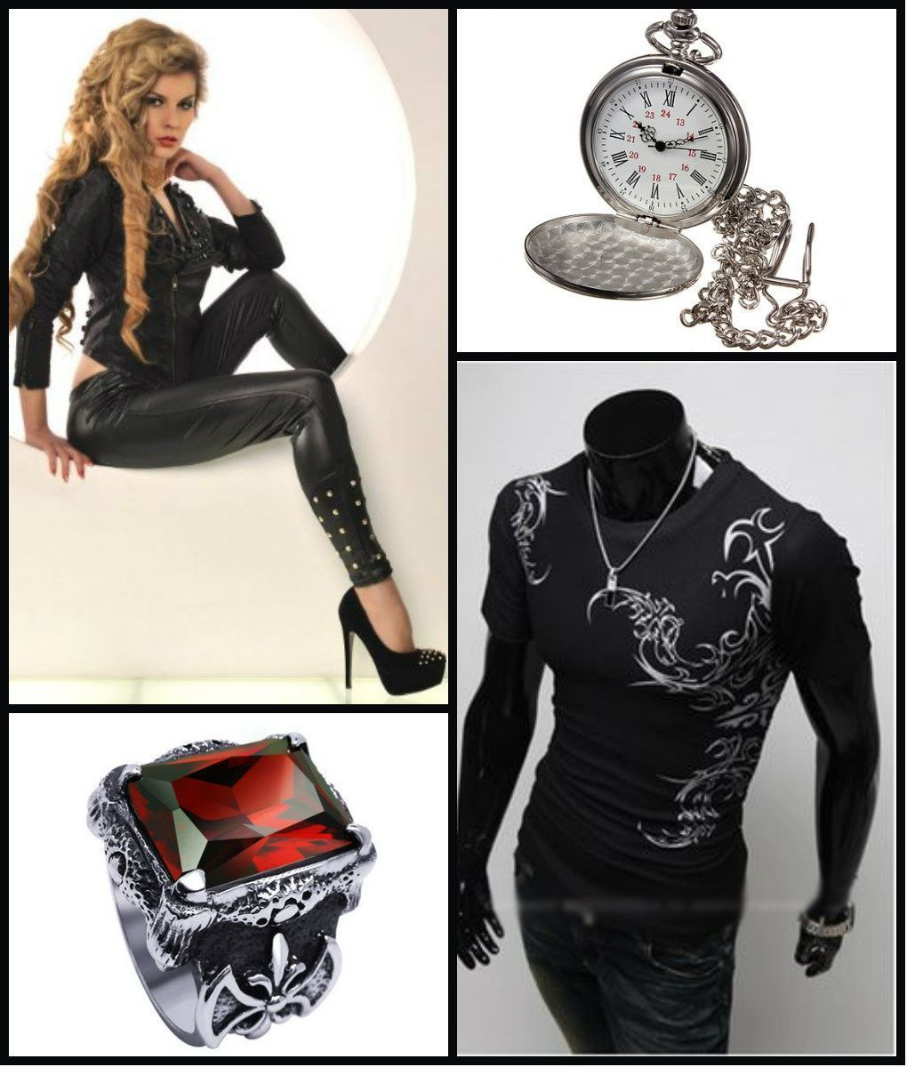 Featured Booth: Pandora's Closet Gothic and Punk Clothing Store