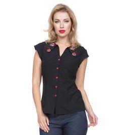 Voodoo Vixen Women's Nena Ladybird Shirt
