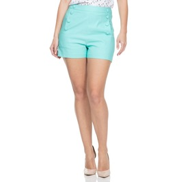Voodoo Vixen Women's Evie Green Shorts