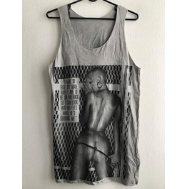 Sexy Girl Unisex Rock Vest Tank Top