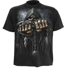 Game Over Black T Shirt