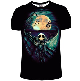 Skellington T Shirt From Mr. Gugu & Miss Go