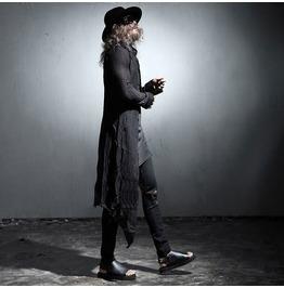 New Fashion Chic Men/Women Black Casual Shirts