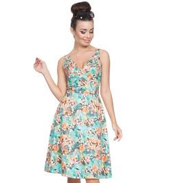 Voodoo Vixen Women's Lizabeth Swing Summer Dress