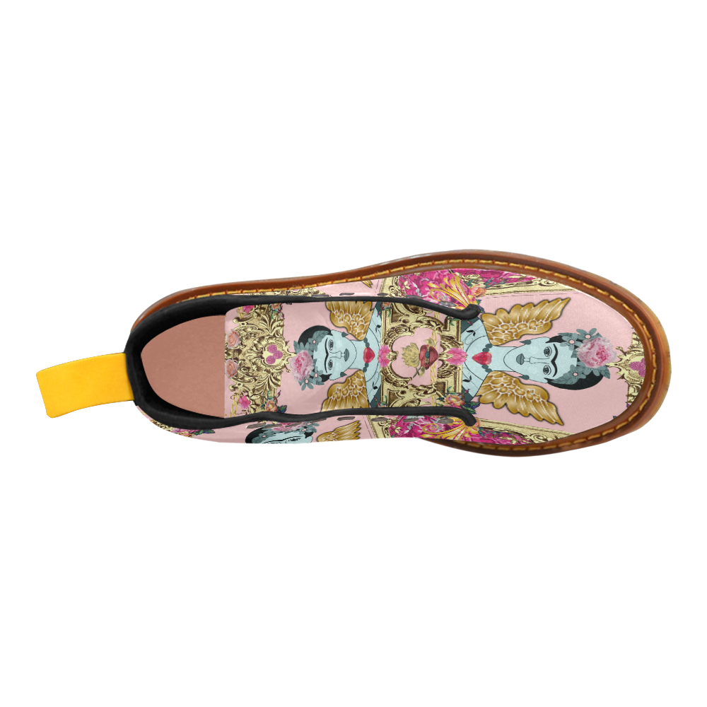 rebelsmarket_frida_kahlo_with_wings_with_vintage_flower_print_canvas_boots_boots_2.jpg