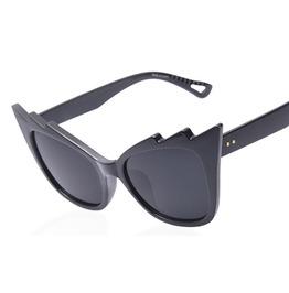 Designer Inspired Unique Cat Eye Retro Sunglasses