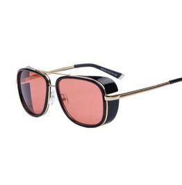 Steampunk Vintage Retro Iron Man Sunglasses