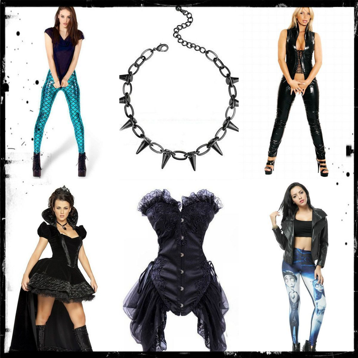 Featured Booth: Kitty's Jewelry Gothic, Punk and Steampunk Jewelry and Clothing Store
