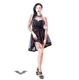 Cocktail Dress In A Rocking Design