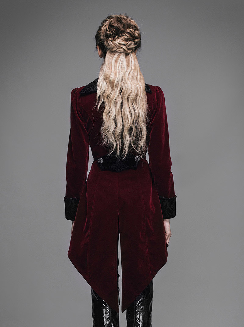 rebelsmarket_steampunk_swallow_tail_coat_gothic_womens_long_velvet_jacket_coat_red_black_coats_5.jpg