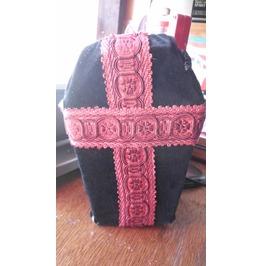 Coffin purse casket clutch casket purse