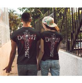 Till Death Do Us Part T Shirt