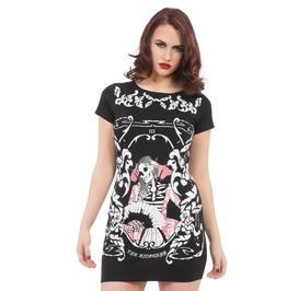 Jawbreaker Clothing Women's Black The Empress Tarot Bodycon Dress