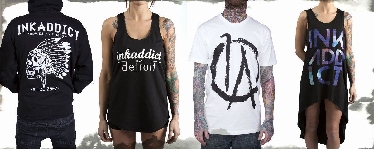 Featured Store: InkAddict Tattoo Fashion