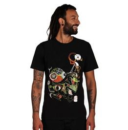 Rave Clothing Brain Bicycle Tee Lsd T Shirt Hipster Clothing