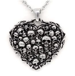 Captivated Souls Heart Chain Necklace