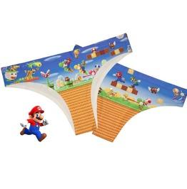 Mario Run Underwear Mario Panties Women's Underwear Nintendo Undies