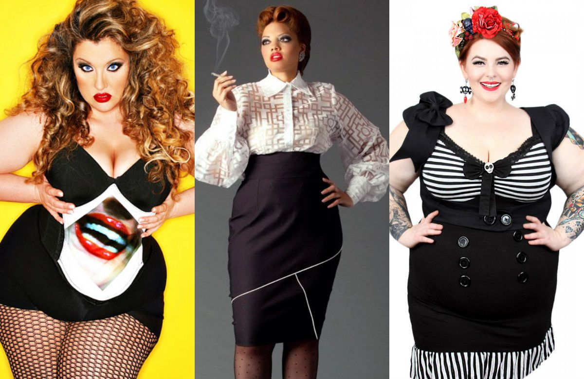 6 Tips On How to Dress Your Plus Size Body