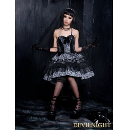 Fashion Gothic Sweet Lolita Dress Lq 019