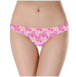 Love Hearts Valentines Underwear Valentines Day Love Heart Panties