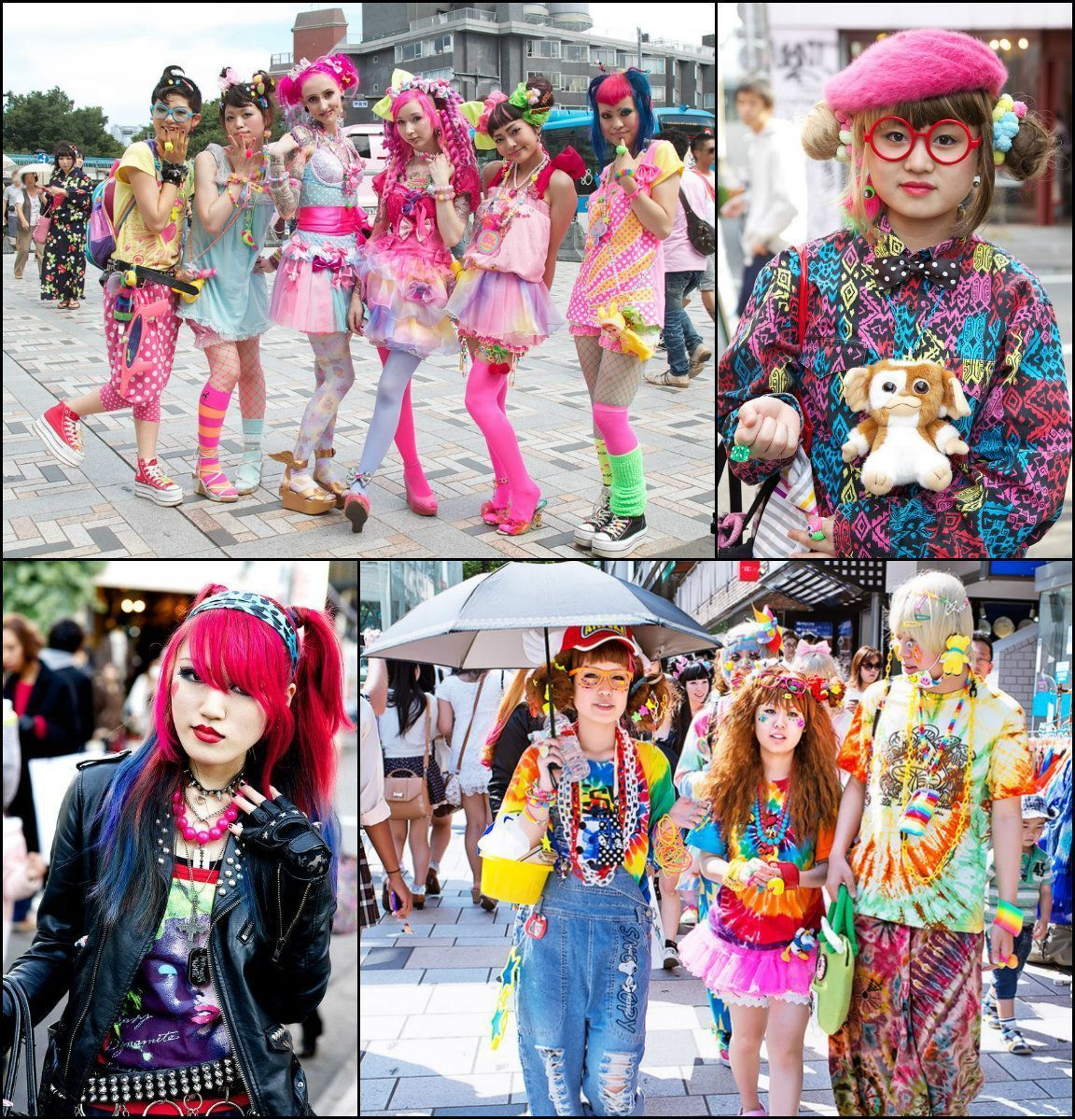 Fashion: All You Need To Know About Harajuku Style