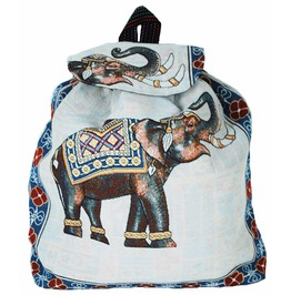 Elephant Backpack Rucksack Thai Hippie Boho Gypsy Ethnic