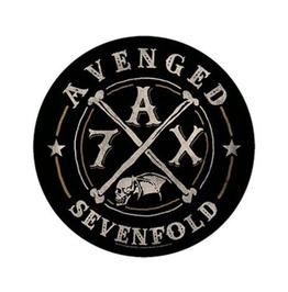 Avenged Sevenfold Back Patch Official A7 X 29cm X 29cm