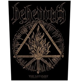 Behemoth Back Patch Official The Satanist