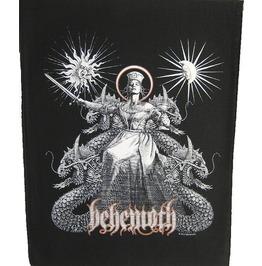 Behemoth Back Patch Official Evangelion