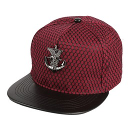 Anchors Reticulate Women Charm Street Hip Hop Style Hat,Unisex Gifts