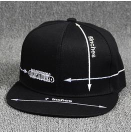 Rock Street Road Sign Charm Cap,Hip Hop Dancer Festival Hat
