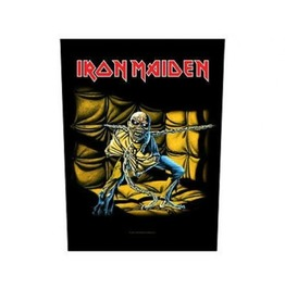 Iron Maiden Back Patch Official Piece Of Mind 29 Cm X 35 Cm