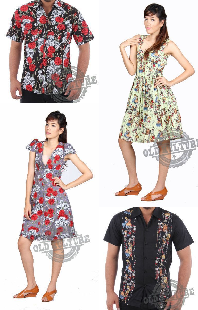 Featured Store OldKulture: Vintage, Pin-up & Rockabilly Fashion