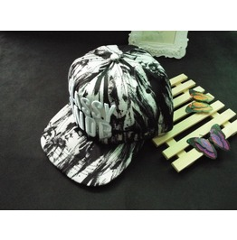 Fashion Classy Snob Graffiti Street Sun Hat,Hip Hop Baseball Cap
