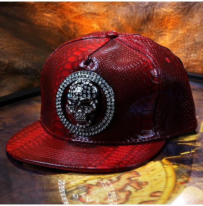 rebelsmarket_steampunk_flat_baseball_cap_skull_diamond_rivets_cortex_fashion_hip_hop_hat_hats_and_caps_4.jpg