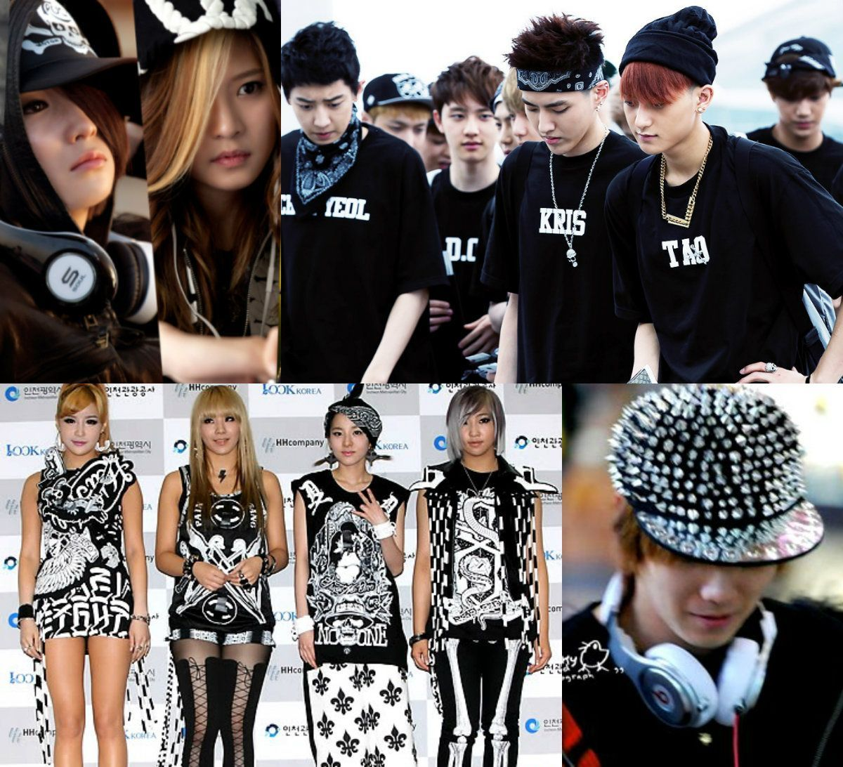 Fashion style trends from seoul south korea