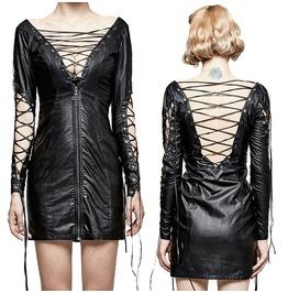 Womens Punk Cute Visual Dress Gothic Fashion Casual Sexy Women Dress