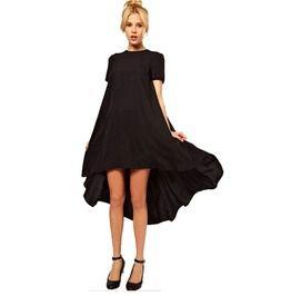 Swallow tail casual beach dress dresses