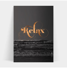 Relax Print 11x14 Or A3