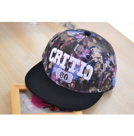 Summer Star Style Critic Sun Hat,Hip Hop Trucker Casual Caps