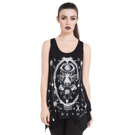 Jawbreaker Clothing Vitriol Skull Mesh T Shirt