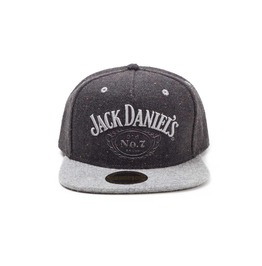 Jack Daniels Official Snapback Cap Baseball Hat Canvas