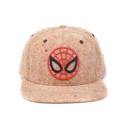Spiderman Official Snapback Cap Baseball Hat Cork Marvel
